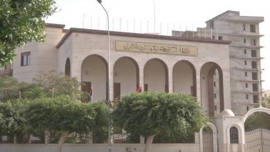 Photo of إخلاء مبنى الخارجية يسبقه قفل لشوارع محيطة بها