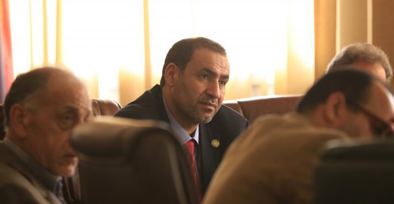 وزير التعليم بالحكومة المؤقتة فوزي بومريز