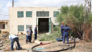 Photo of كهرباء طرابلس تحت الصيانة