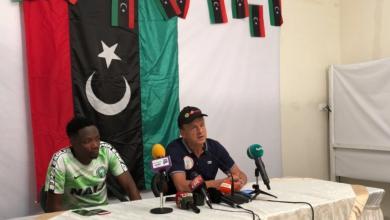 المدرب النيجيري جيرنو روهر