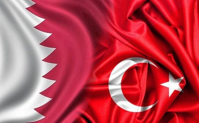 قطر وتركيا