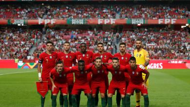 الفريق البرتغالي