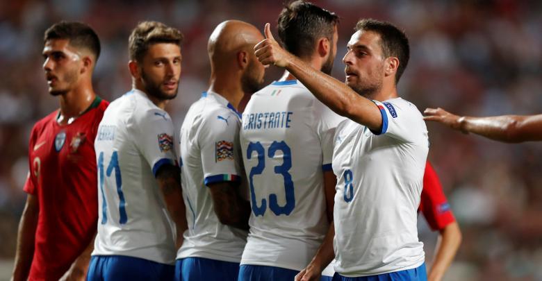 مباراة البرتغال وإيطاليا