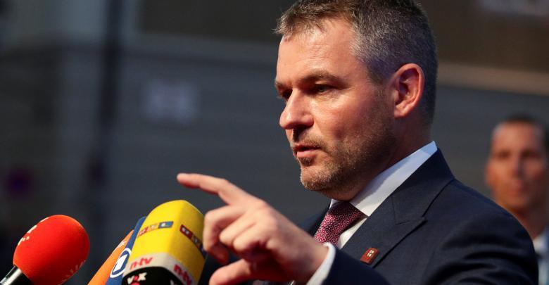 بيتر بيلغريني - رئيس وزراء سلوفاكيا