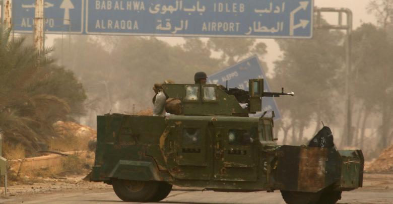 إدلب - سوريا