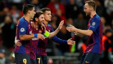 Photo of برشلونة يفوز ويطير في الصدارة