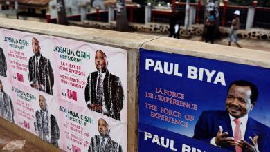 انتخابات الكاميرون
