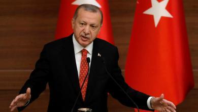 Photo of أردوغان: اعتقلنا زوجة للبغدادي في سوريا