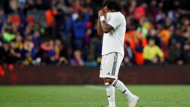 ريال مدريد ضد برشلونة في كلاسيكو