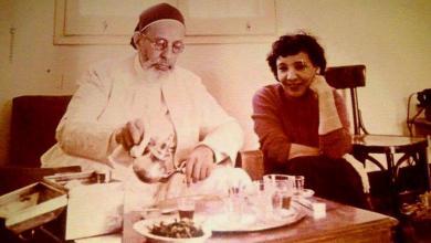 """صورة """"فاطمة الشفاء"""" أول وآخر ملكة ليبية"""