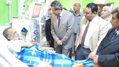 افتتاح وحدة جديدة لغسيل الكلى في بنغازي