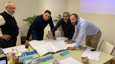 Photo of تعاون ليبي إيطالي لصيانة مُستشفى طرابلس الجامعي