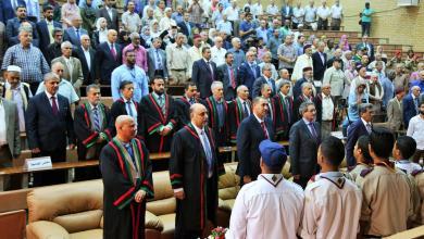 صورة الذكرى الـ 50 لمدينة بنغازي الجامعية