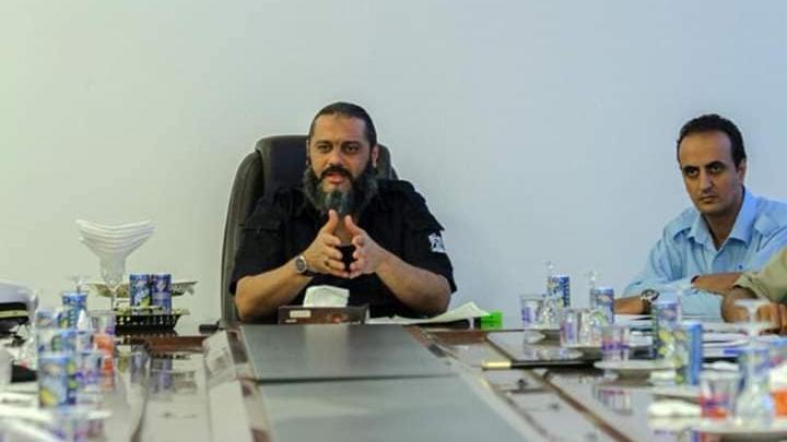 مديرُ أمن بنغازي صلاح هويدي