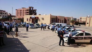 Photo of مواطنون يعتدون على الشرطة في صبراتة