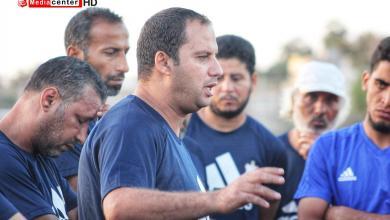 Photo of عودة: راض عن أداء لاعبي الأهلي بنغازي