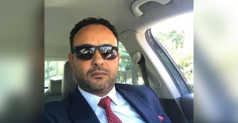 القنصل الليبي لدى اليونان عارف الحرش العقوري
