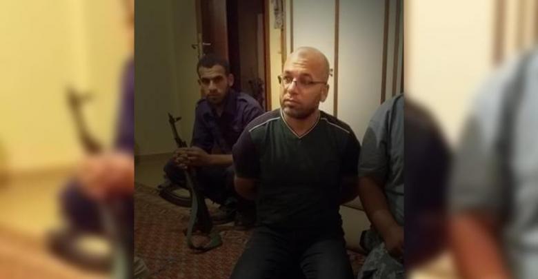 الإرهابي المصري صفوت زيدان