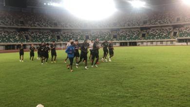 بعثة المنتخب الوطني - نيجيريا
