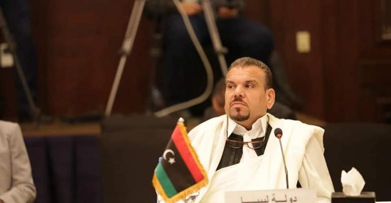 رئيس الهيئة العامة للثقافة في حكومة الوفاق الوطني حسن أونيس