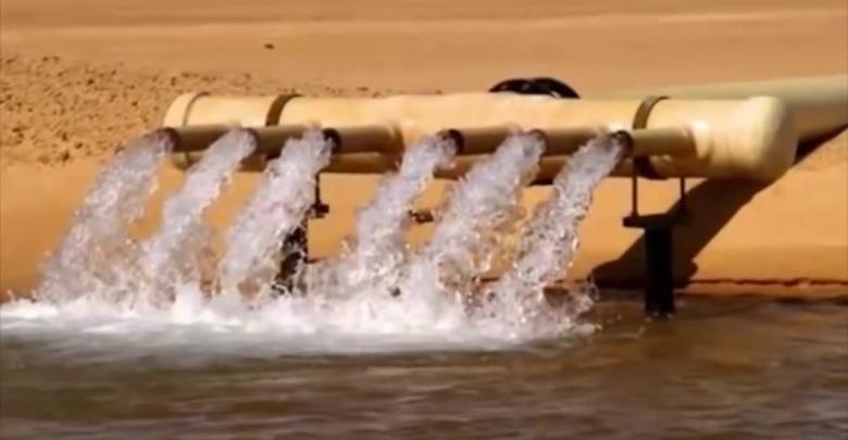 انقطاع المياه عن مدينة طرابلس