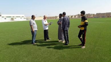 Photo of لجنة الملاعب تنهي معاينتها لملاعب المنطقة الشرقية