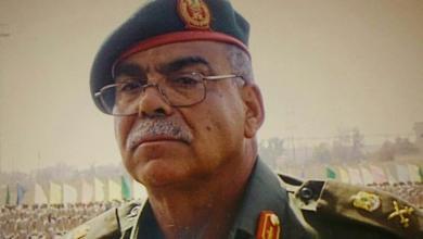اللواء المهدي العربي