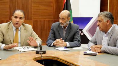 رئيس هيئة الشباب والرياضة بحكومة الوفاق بشير القنطري