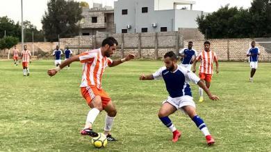 مباراة فريق المحلة وفريق اتحاد الشرطة