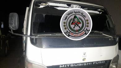 صورة مواطن يستعيد سيارته المسروقة في سبها
