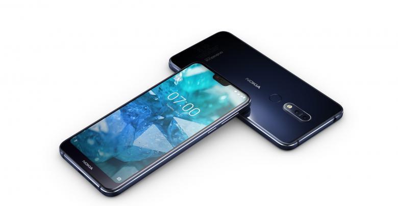 الهاتف Nokia 7.1