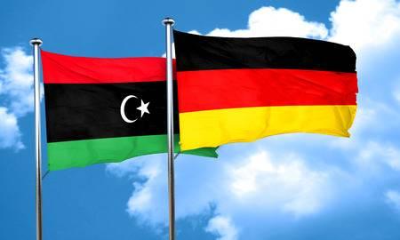 علمي ليبيا وألمانيا