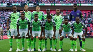 المنتخبُ النيجيري