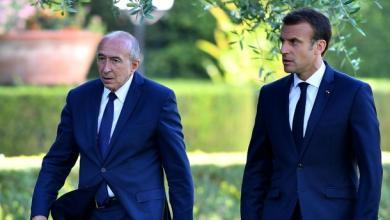 Photo of كولومب يغادر الحكومة الفرنسية