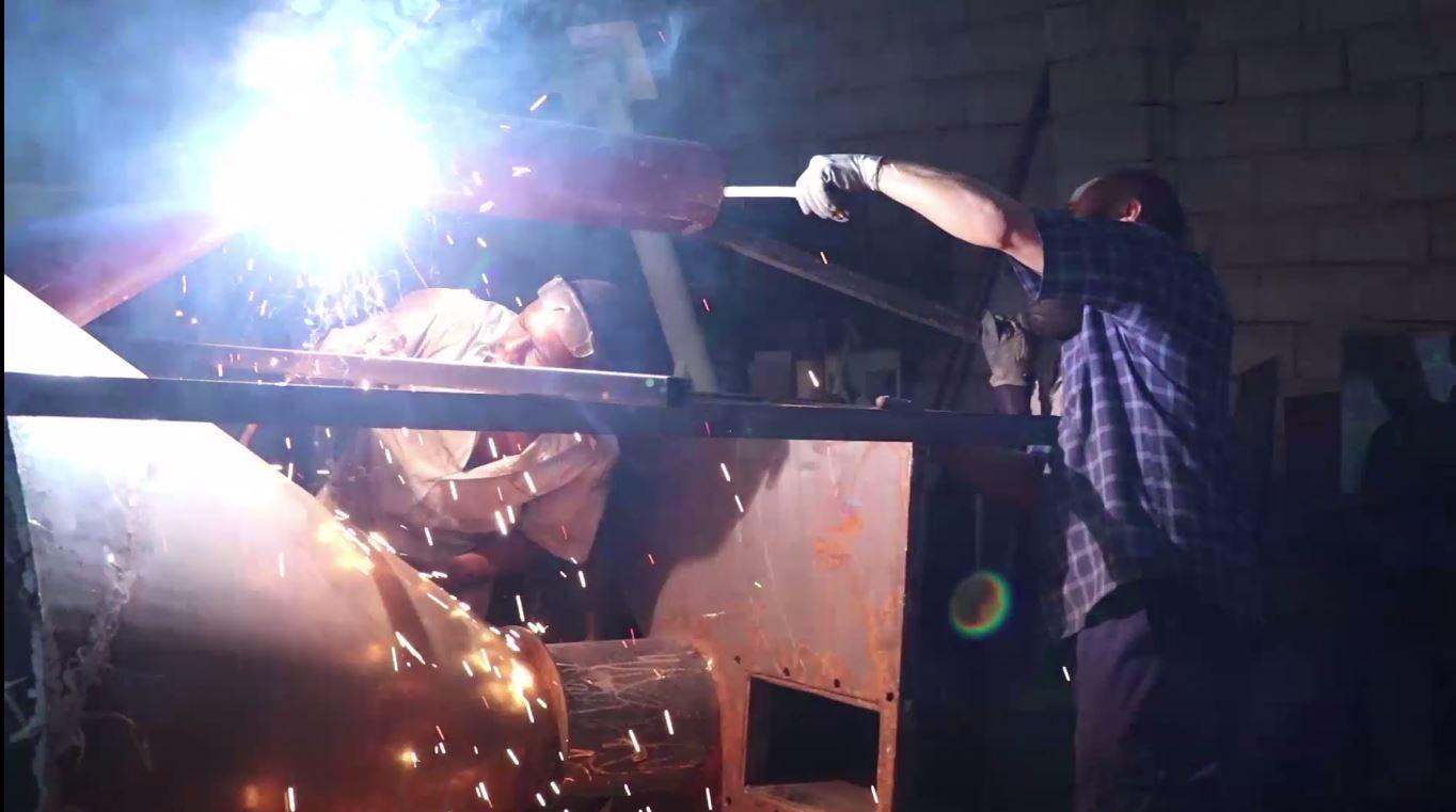 مصنع البكوش للخلاطات والطواحين في زليتن