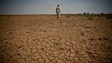 الجفاف في أفريقيا