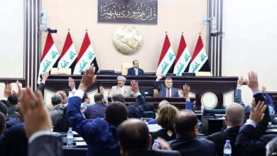 صورة البرلمان العراقي يعلن عادل عبد المهدي رئيسا للوزراء