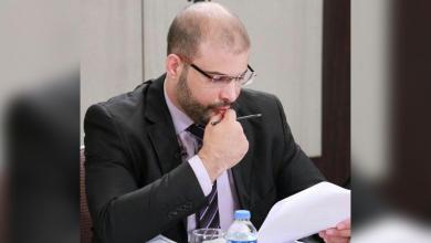 عضو المجلس الأعلى للدولة عمر بوشاح