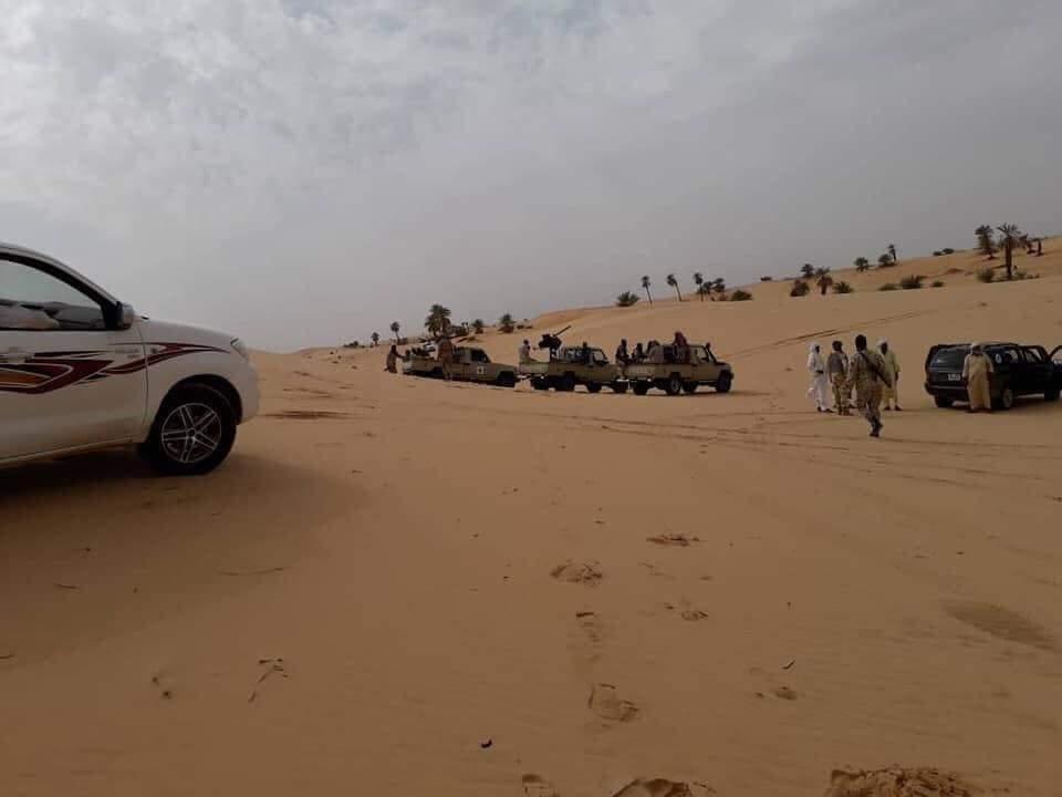 الجنوب الليبي - ارشيفية