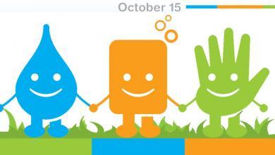 صورة اليوم العالمي لغسل اليدين