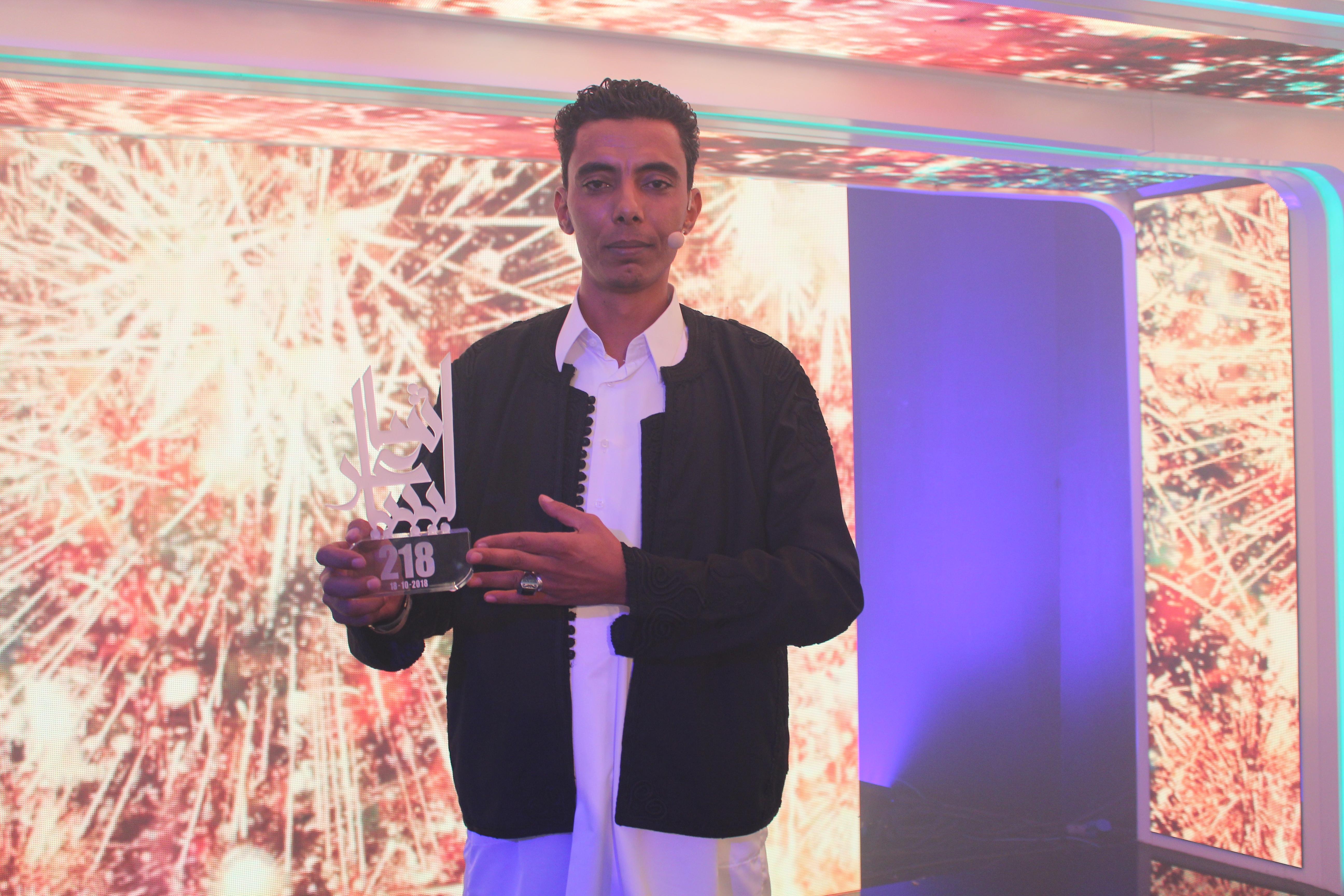 """علي إرحيم يظفر بـ""""شاعر ليبيا"""".. ومفاجأت في """"النهائي"""