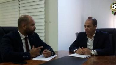"""رئيس الاتحاد الليبي لكرة القدم """"جمال الجعفري"""""""