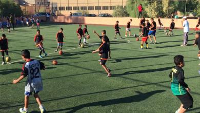 "Photo of مدرسة كرة قدم ل""الصغار"".. ل""الاحتكاك"" بالكبار"