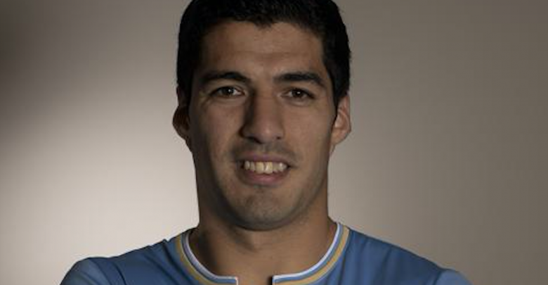 اللاعب الأوروغواني لويس سواريز