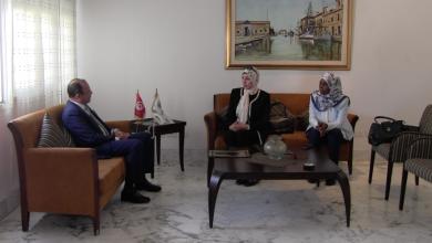 Photo of مساعٍ لتحقيق أهداف تمكين المرأة والشباب