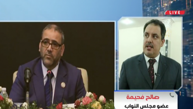 عضو مجلس النواب صالح افحيمة