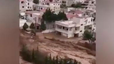 فيضانات في سوريا