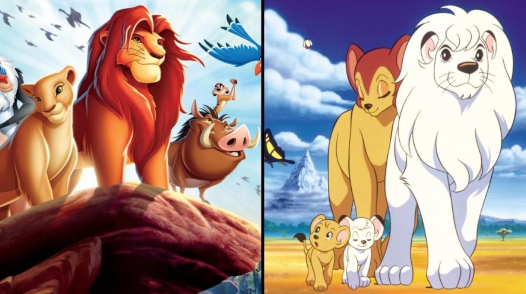 Kimba the White Lion / The Lion king