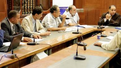 اجتماع الهيئة العامة للشباب والرياضة