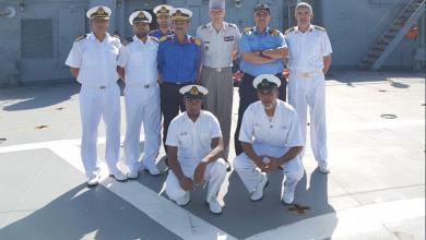 قاعدة طرابلس البحرية